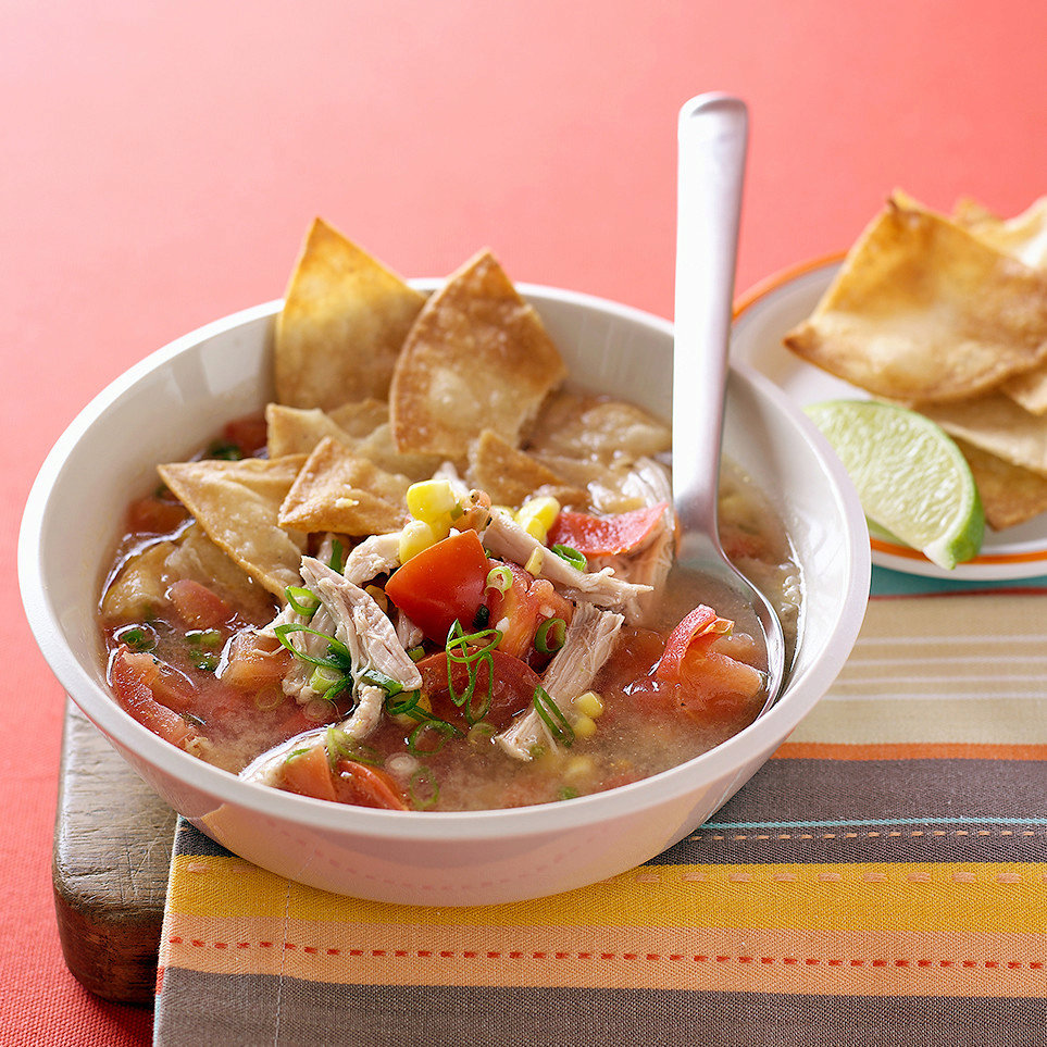 Tortilla Soup for One