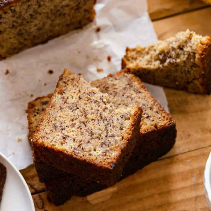 Dominique Ansel's Banana Bread