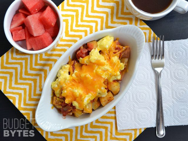 Country Breakfast Bowls (freezable)