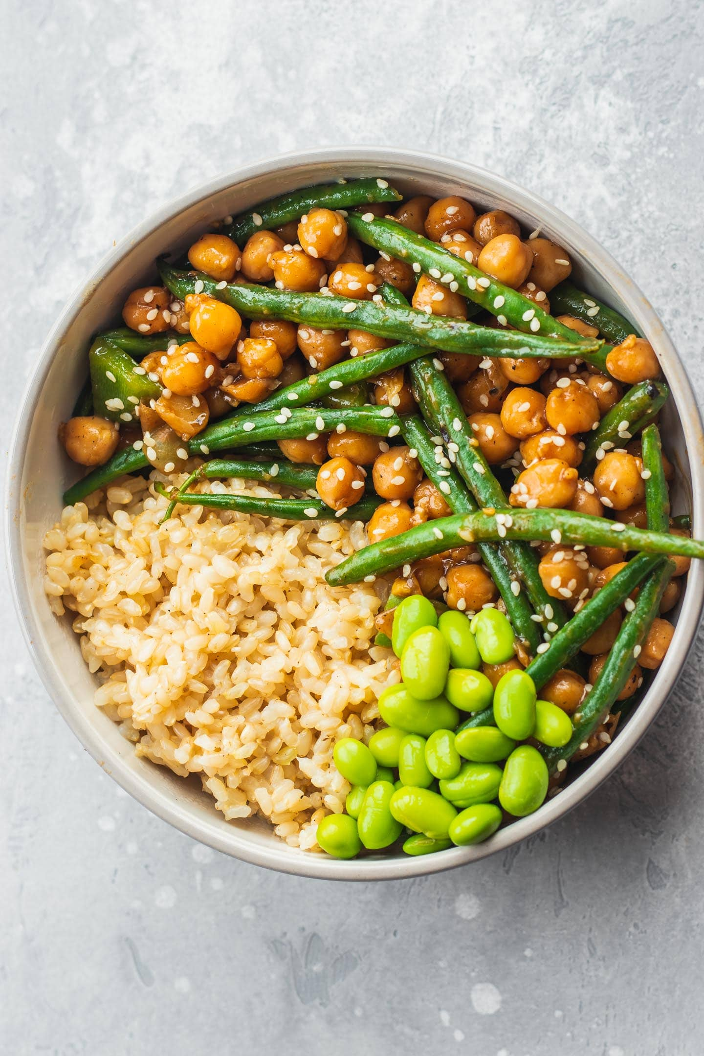 5/5 Visite Sweet And Sour Chickpeas And Green Beans